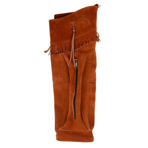 Archers Equipment - Quiver Suede Big Back Quiver