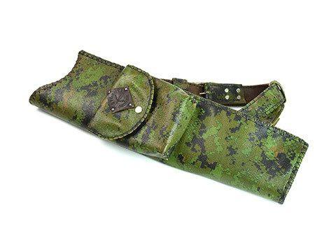 Archers Equipment,Sales - Stormer Single Point Back Quiver Camo LH