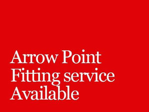 Arrows And Arrow Making - Custom Warbow Arrow Point Fitting Service
