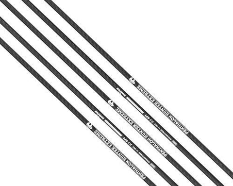 Arrows And Arrow Making - Penthalon Hunter Extreme Carbon Shafts