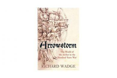 Books And Magazines - Arrowstorm By Richard Wadge