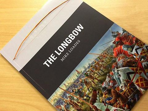 Books And Magazines - The Longbow - Mike Loades