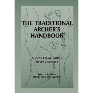 Books And Magazines - The Traditional Archer's Handbook - Hilary Greenland