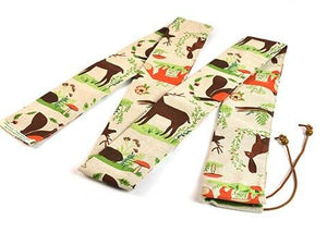 Bow Accessories - Bow Bag Forest Friends With Toggles