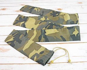 Bow Accessories - Bow Bag Lined Camo