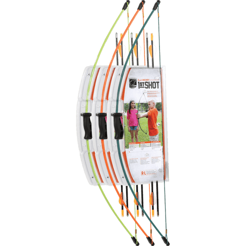 Bows - Bear Archery Youth Bow 1st Shot Bow Set
