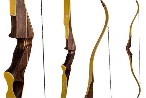 Recurve Field Bows