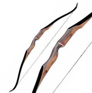 Bows - Fred Bear Super Kodiak Recurve Bow Custom
