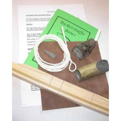 Bows - Longbow Making Kit Bickerstaffe
