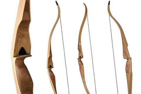 Bows - Oak Ridge Black Forest Recurve Bow