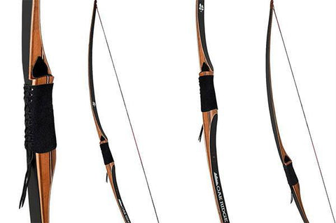 Bows - Oak Ridge Ickory Flatbow