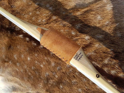 Bows - Rebel Bamboo Poplar Custom Flatbow By Fairbow