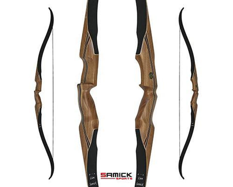 Bows - Samick Lion Field Recurve Bow