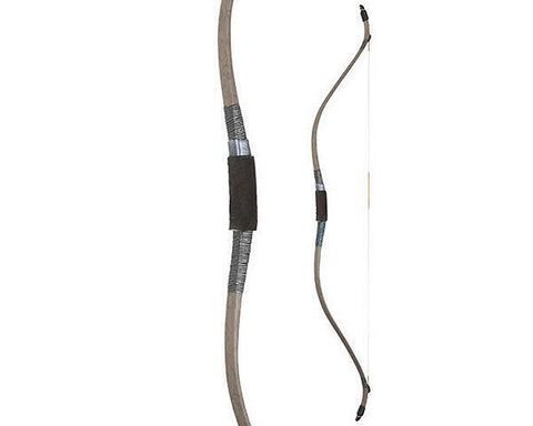 Bows - White Feather Horse Bow Forever Carbon 48""