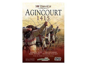 DVDs - 100 Years War: Agincourt 1415 DVD