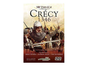 DVDs - 100 Years War: Crecy 1346 DVD
