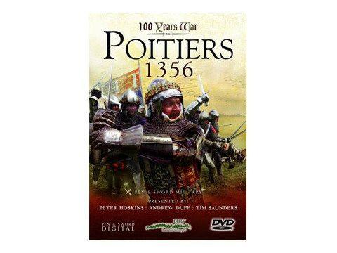 DVDs - 100 Years War: Poitiers 1356 DVD