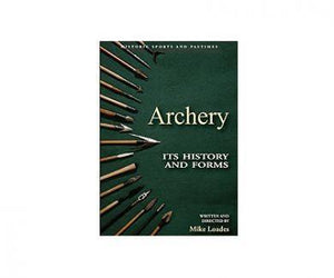 DVDs - Archery - Its History And Forms DVD