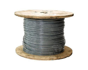 Targets - Backstop Netting Steel Rope
