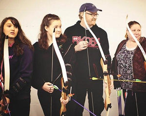 Vouchers - Archery Have A Go Voucher For 2 People