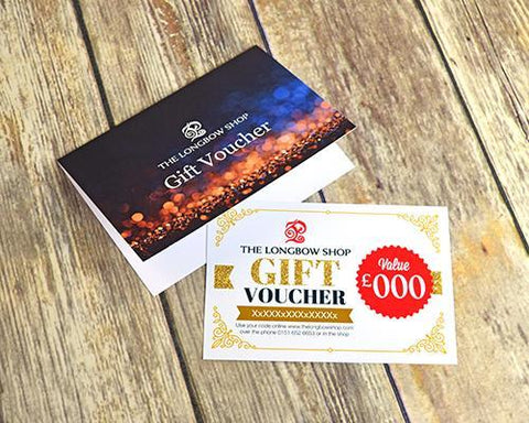 Vouchers - Personalised Gift Voucher