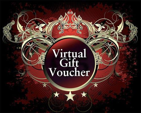 Vouchers - Virtual Gift Voucher