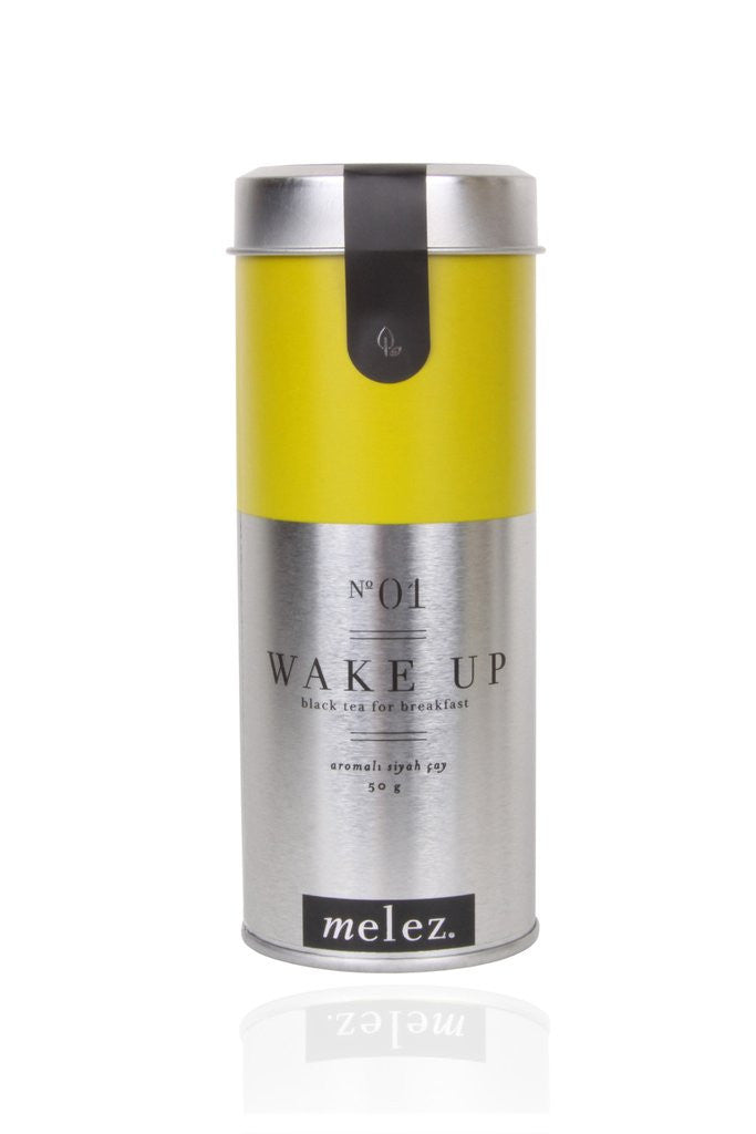 Wake UP Tea Melez Tea - espressocu