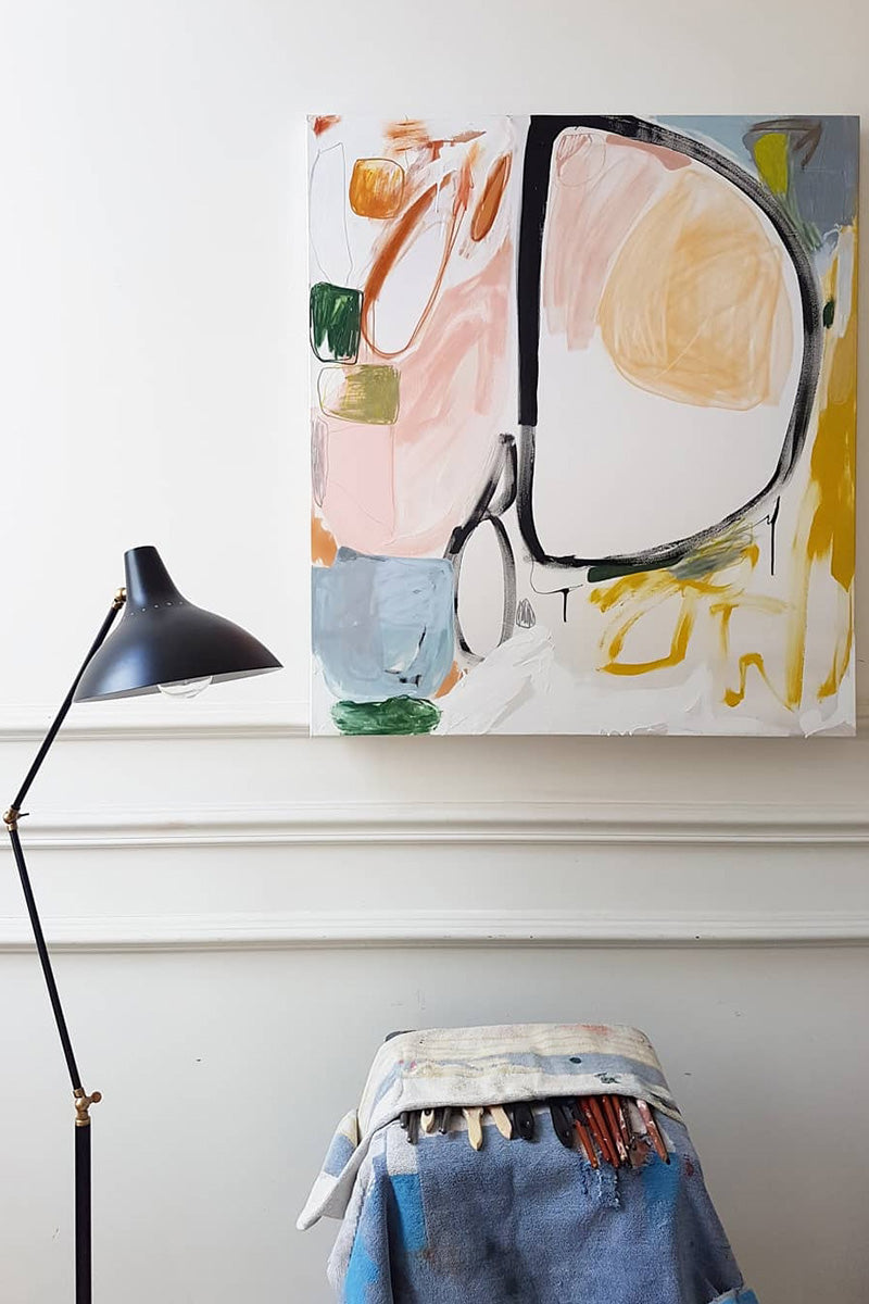Elle Campbell 'LAMP' 2018