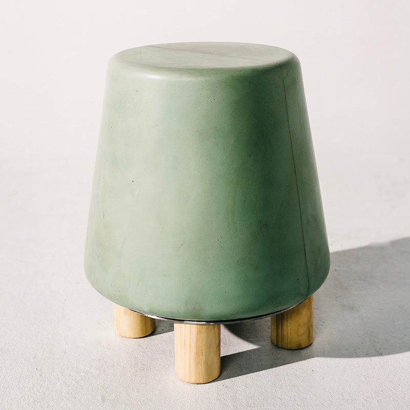 The Kevin Stool in Mint