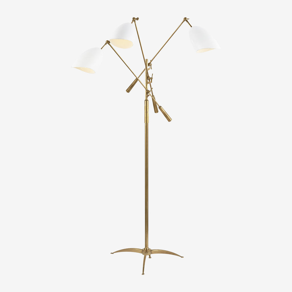 Sommerard Triple Arm Floor Lamp