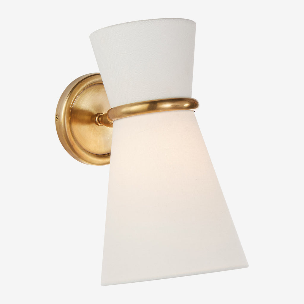 Clarkson Single Pivoting Sconce