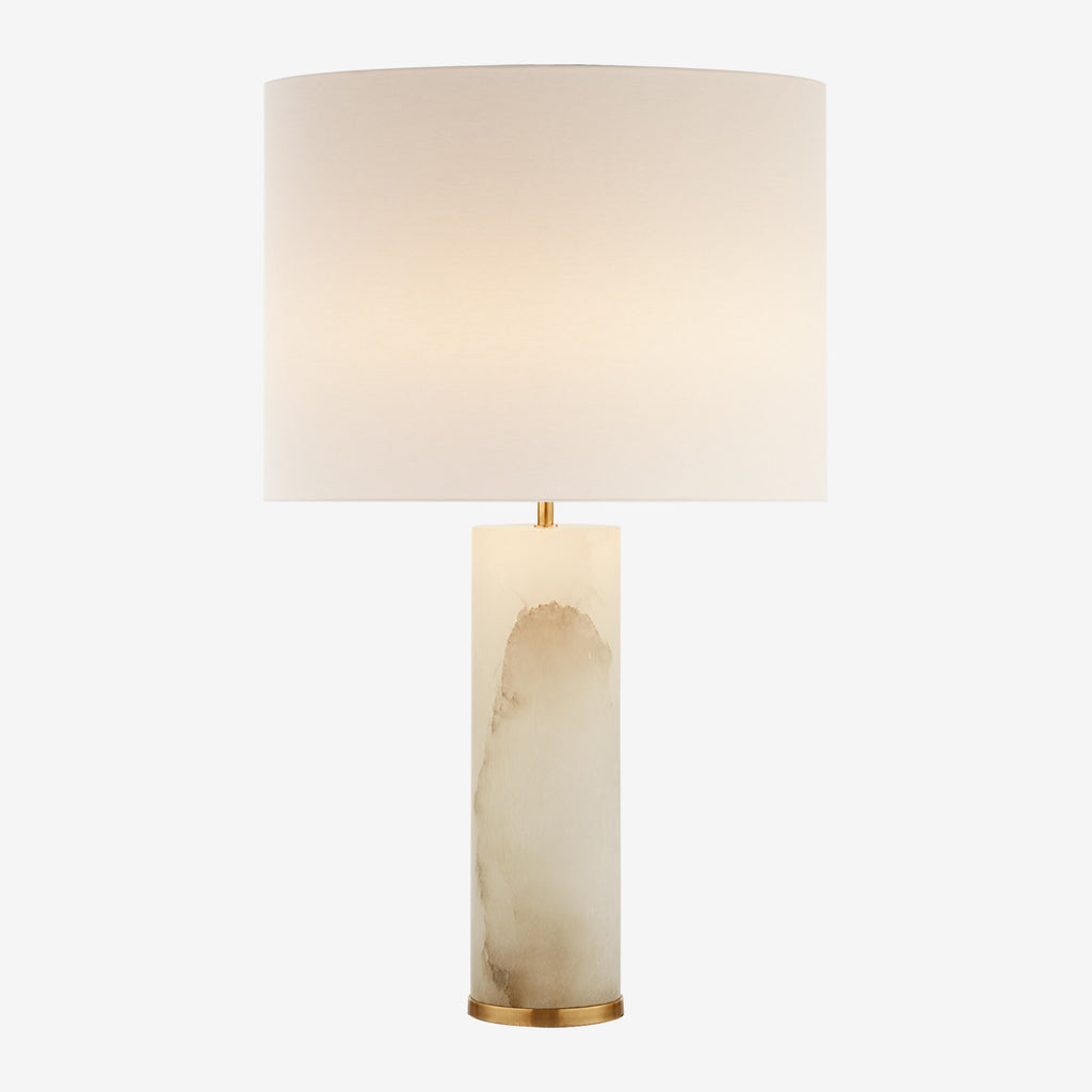 Lineham Table Lamp (Alabaster)