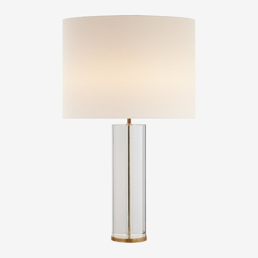 Lineham Table Lamp (Crystal)