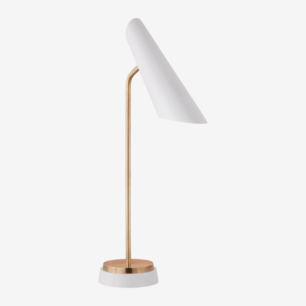 Franca Single Pivoting Task Lamp