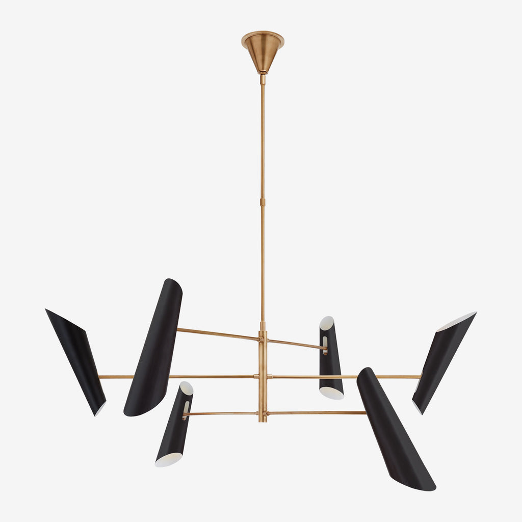 Franca Large Pivoting Chandelier