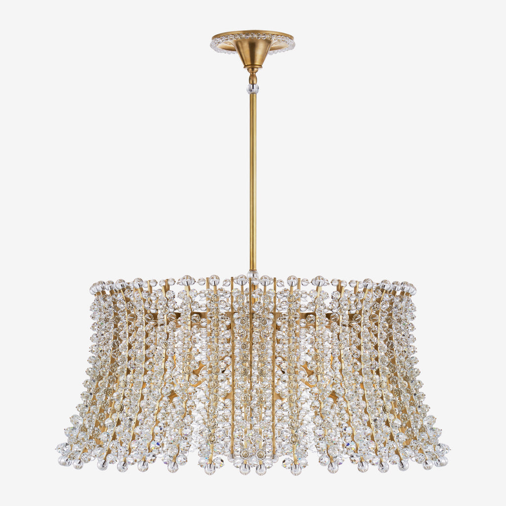 Serafina Large Drum Chandelier
