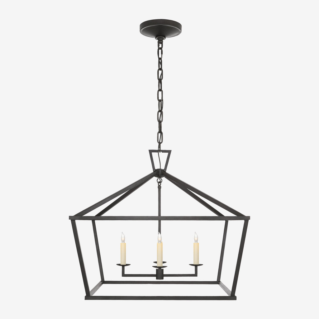 Darlana Medium Wide Lantern