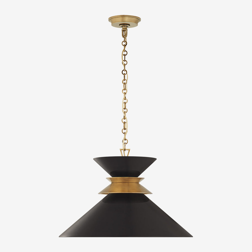 Alborg Large Stacked Pendant