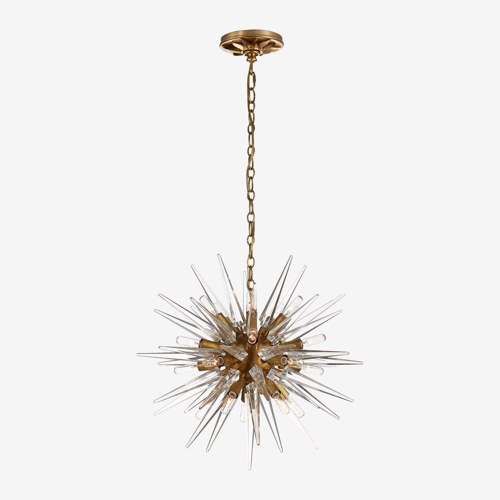 Quincy Sputnik Chandelier