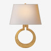 Ring Form Wall Sconce