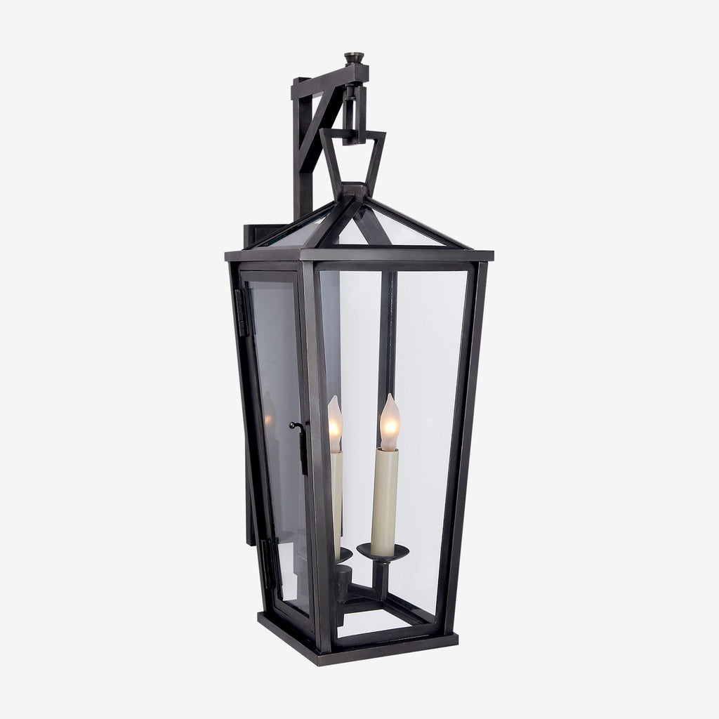 Darlana Tall Bracketed Wall Lantern
