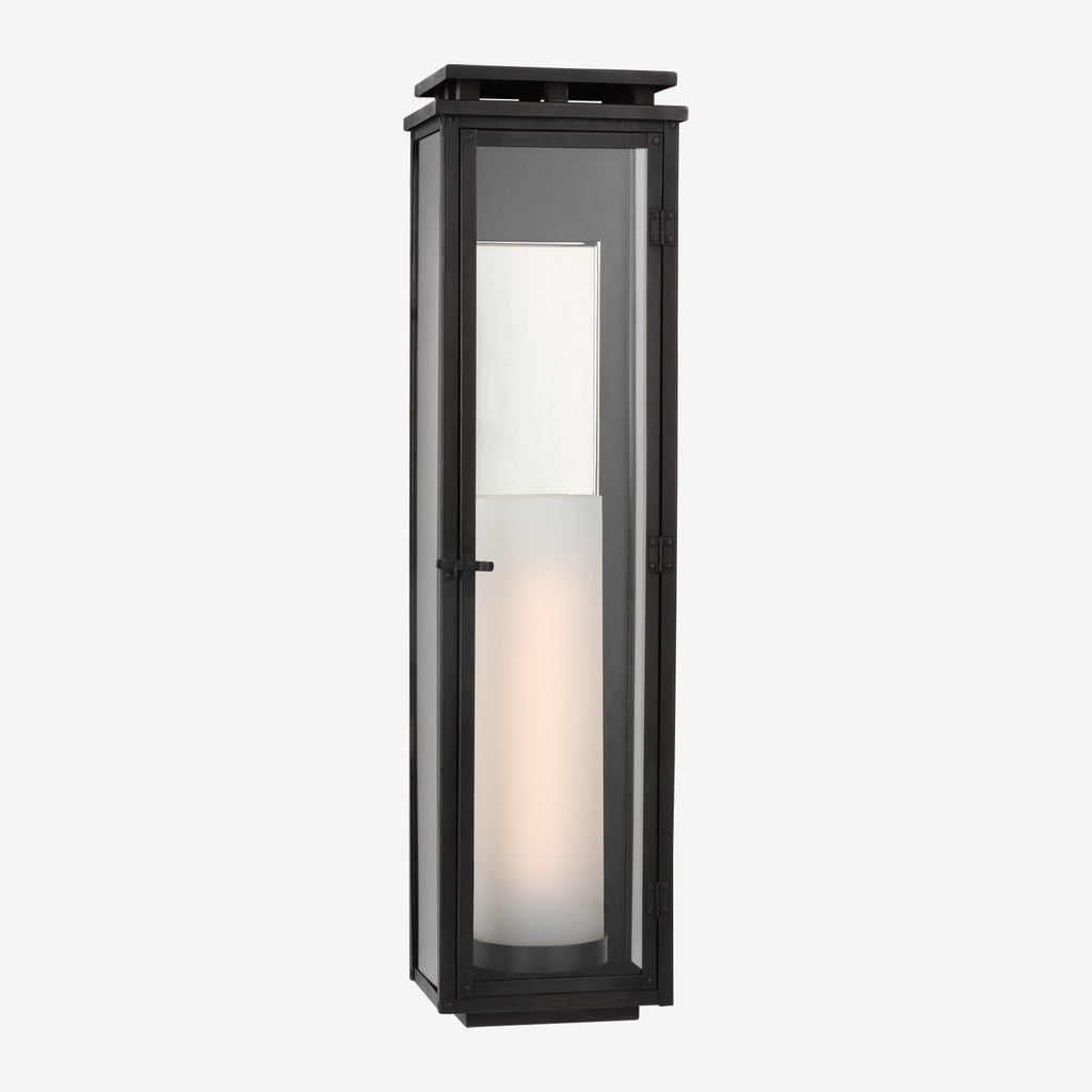 Cheshire Tall 3/4 Wall Lantern