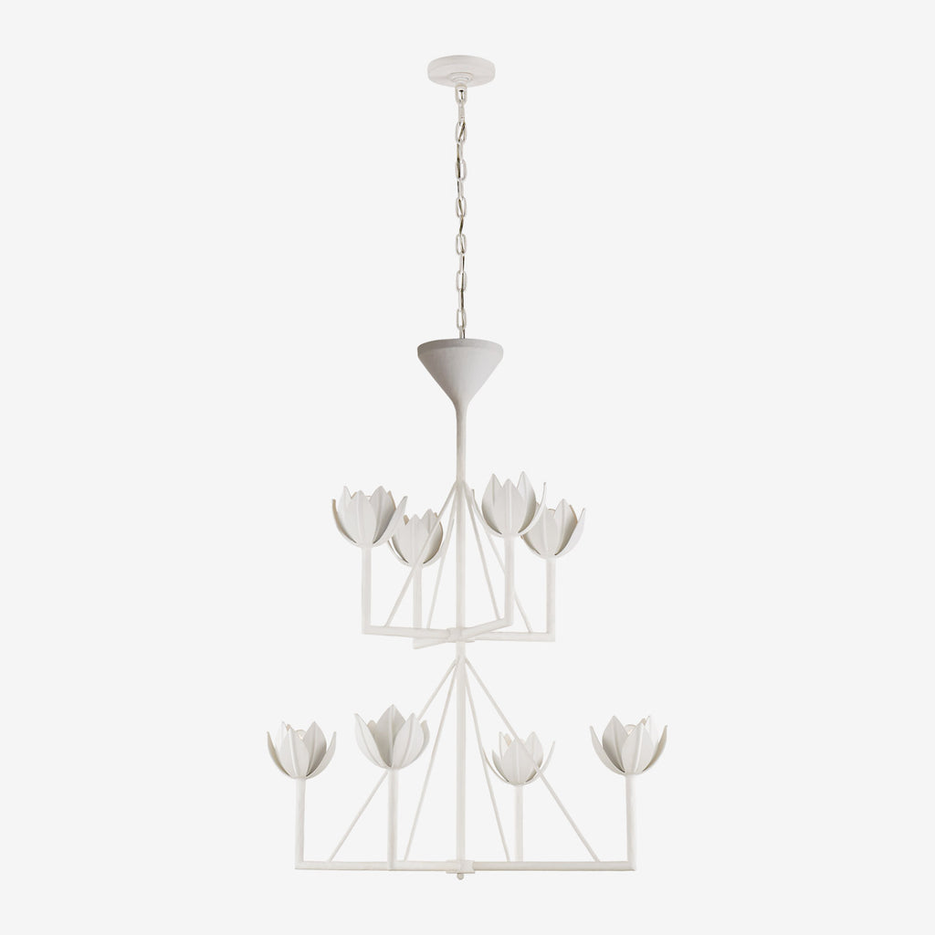 Alberto Two Tier Chandelier