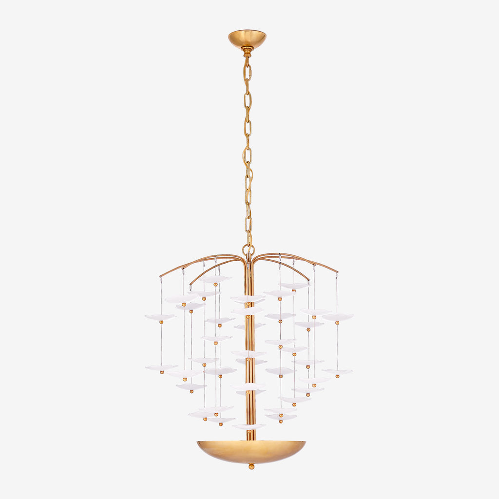 Leighton Medium Cascading Chandelier
