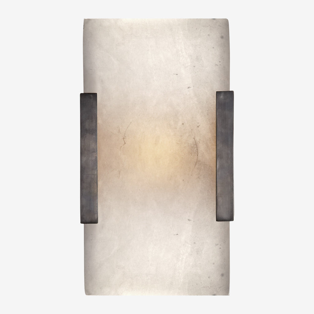 Covet Wide Clip Sconce