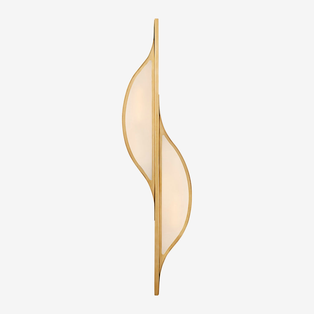 Avant Large Curved Sconce