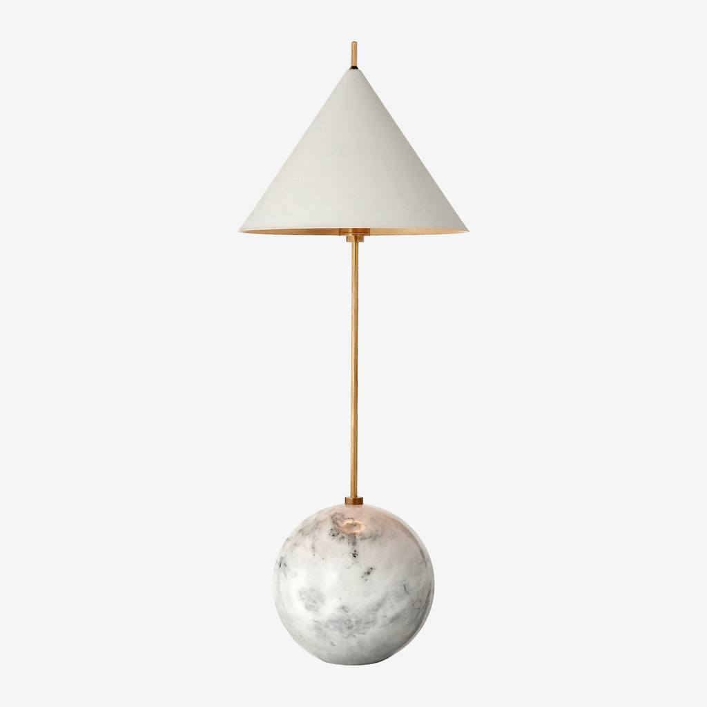 Cleo Orb Base Accent Lamp