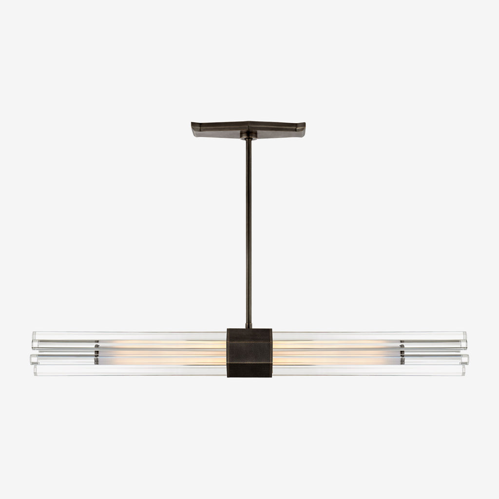 Fascio Medium Linear Chandelier