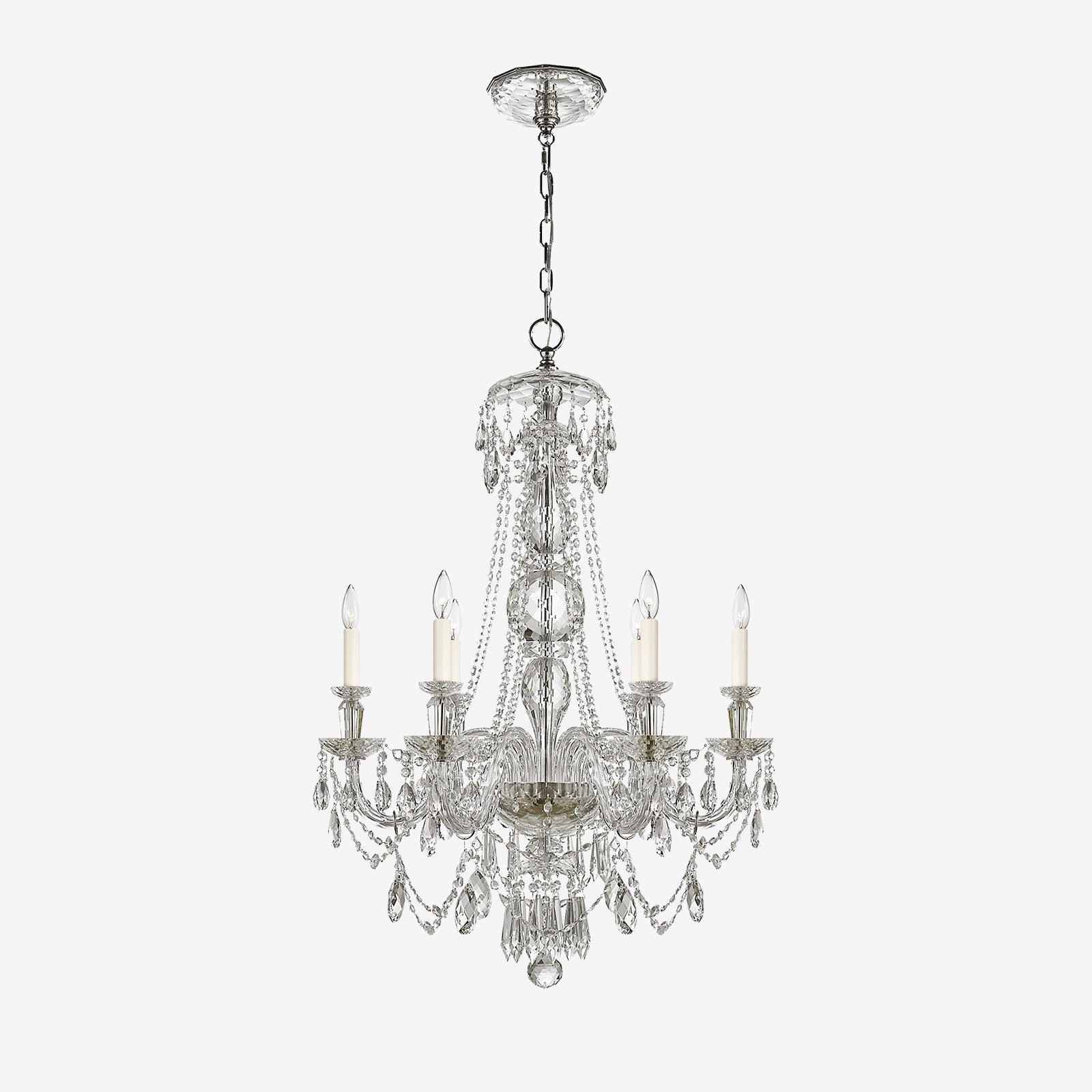 Daniela Medium Chandelier e Tier and Two Tier – The Montauk