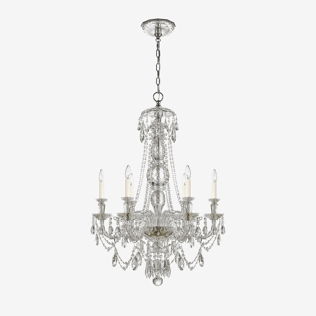 Daniela Medium Chandelier (One-Tier and Two-Tier)